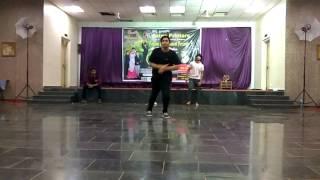 Dance Workshop at bidar by Sahil khan