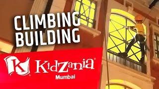 KidZania | Building Climbing | R City Mall Ghatkopar | Mumbai | किडजानिया