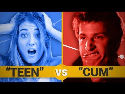 TEEN VS *** - Google Trends Show