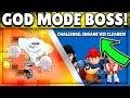 God Mode Boss will INSTA-KILL You! | Beating Insane VII! | Boss Fight MUST SEE!