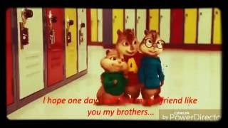 Kayalvizhi song-Alvin and the chipmunks version