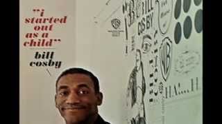 Bill Cosby - I Started Out as a Child FULL ALBUM (1964)