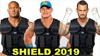 The New Shield in 2019 - 5 Wrestlers Rumored to Join Shield 2.0 with New Members