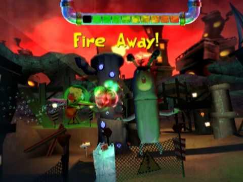 SpongeBob SquarePants Creature from the Krusty Krab PS2 Part 7