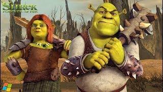 Shrek Felices para siempre Pelicula Completa del Juego en Español (PC)