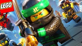 LEGO NINJAGO O FILME O JOGO NO NINTENDO SWITCH (dublado PT-BR Português)