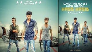 Photoshop Manipulation | Movie Poster Design | Hass Hasib Effects Part - 1