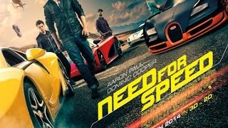 Need for Speed pelicula necesidad de velocidad EN ESPAÑOL
