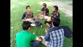 ♫♫  Bangla Flok Song Sono Go Konna