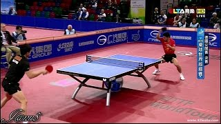 2015 German Open Ms-Final: MA Long - ZHANG Jike [HD 1080p] [Full Match/Chinese]