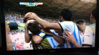 Messi Argentine Iran