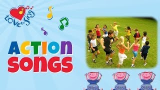 Attention March | Kids Action & Exercise Song | Children Love to Sing