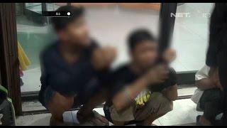 Bonceng Tiga & Membawa Senjata Tajam, 3 Bocah ini Nangis Saat Ditangkap - 86