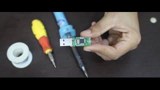 الحلقة 1037 : كيف تصلح مفتاح الاسيبي الذي توصله مع الحاسوب ولايتعرف عليه