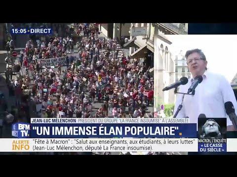 Xxx Mp4 Fête à Macron Mélenchon Dénonce Un Retour à L'ancien Régime 3gp Sex