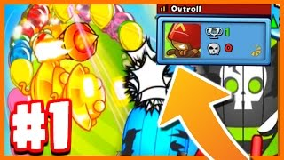 Bloons TD Battles - NEVER LOSE AGAIN! - NEW BTD BATTLES ACCOUNT PART 1