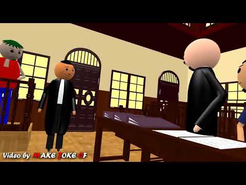 Xxx Mp4 Make Joke Of The Courtroom Mp4 Funny Video 2018 3gp Sex