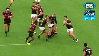 Rugby Kick and Chase - Plays of the Week