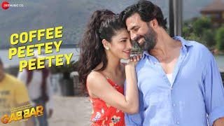 Coffee Peetey Peetey - Gabbar Is Back    Akshay Kumar - Shruti Haasan   Dev Negi - Paroma Das Gupta