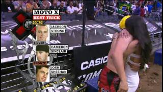 X Games 17: Motocross GOLD Highlights - Step Up, Best Trick, Freestyle, Best Whip