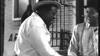 Sidney Bechet + Louis Armstrong 1952 La Route Du Bonheur
