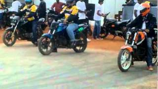 Bike race in banglore 5