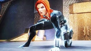 Marvel: Contest of Champions - Black Widow Super Move Review [iPad/Android]