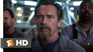 Escape Plan (3/11) Movie CLIP - Back Off! (2013) HD