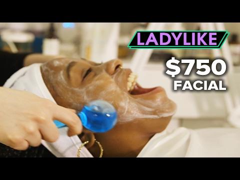 17 Vs. 750 Facials • Ladylike