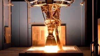 Merlin 1D Engine Flight Qualification Test