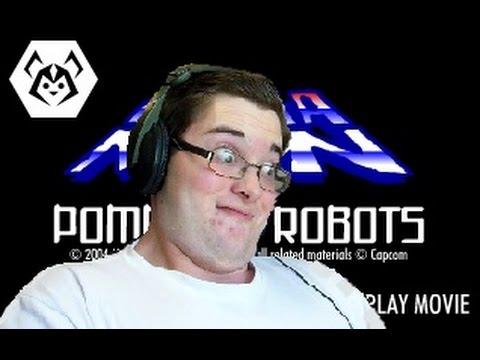 Live Reaction - Mega Man and the Pompous Robots