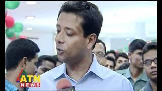 ATN News- Sajeeb Wazed Joy Interview