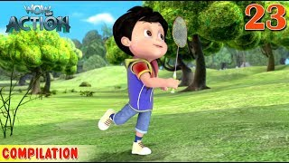 Vir : The Robot Boy   Vir Action Collection - 23   Action series   WowKidz Action