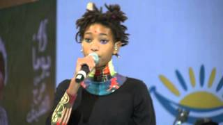 Jaden & Willow Smith's Performance – DSS 2015 - Visit Dubai