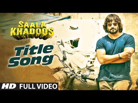 Xxx Mp4 SAALA KHADOOS Title Song FULL VIDEO R Madhavan Ritika Singh T Series 3gp Sex