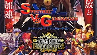 Friday Night Fisticuffs - Spectral VS Generation