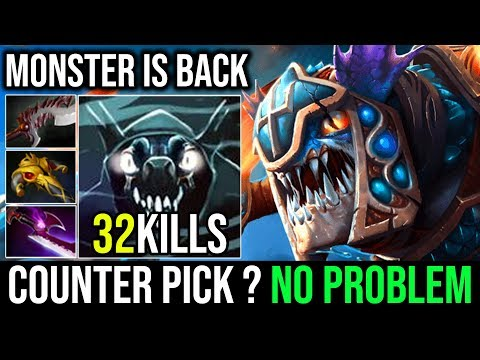 Xxx Mp4 REASON WHY SLARK IS A MONSTER VS CANCER BS How To Deal With Counter Pick 32Kills By QvQ Dota 2 3gp Sex