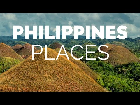 10 Best Places to Visit in the Philippines Travel Video