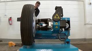 TTC305 Automatic Heavy Duty Truck Tire Changer