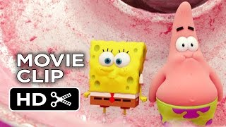 The SpongeBob Movie: Sponge Out of Water Movie CLIP - Cotton Candy (2015) - Animated Movie HD