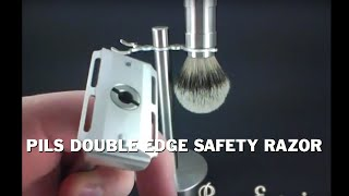 Pils Double Edge Safety Razor 101NE