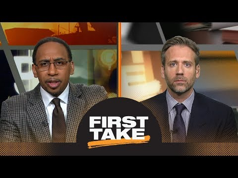 Xxx Mp4 Stephen A And Max React To Warriors Defeating Rockets In Game 3 First Take ESPN 3gp Sex