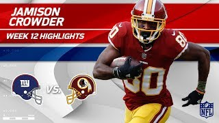 Jamison Crowder