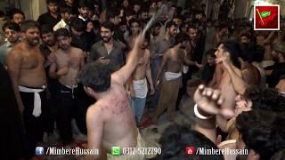 Jalous e Shabih e Taboot Imam Ali AS 19 Ramzan 2018 Zanjeer Zani Chour Harpal Rawalpindi Part 1