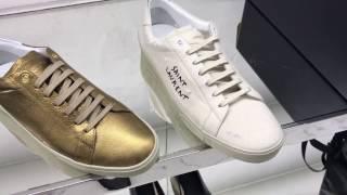 Luxury Shopping Vlog: Saint Laurent & Hermès RE UPLOAD