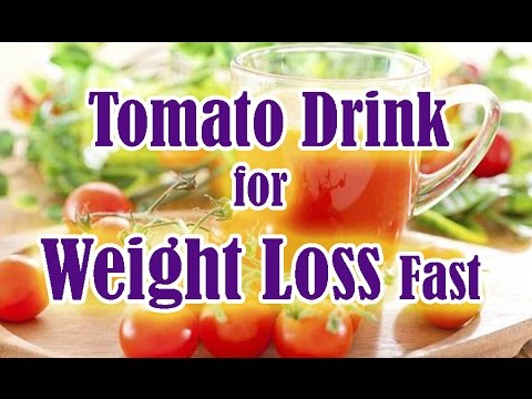 वजन घटायें टमाटर से - Health Benefits Tomato - Quick Weight loss with Tomato Juice
