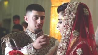 Manawar & Shereen - Asian Wedding Highlights - VisualSparkle.com