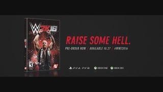 WWE 2K16 MyCareer Trailer