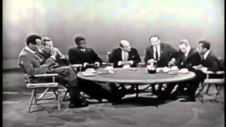 Civil Rights 1963 - James Baldwin and Marlon Brando