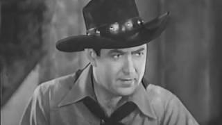 """1936 VALLEY OF THE LAWLESS - Johnny Mack Brown, George """"Gabby"""" Hayes - Full movie"""